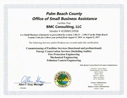 Palm Beach County Small Business